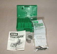 Rcbs Trim Gauge # 5 For Rcbs Case Trimmer # 98955 , 30-06, 270, 338, & More