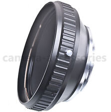 Hasselblad V CFi CFE C CF Zeiss Distagon lens to Leica R mount camera adapter R9