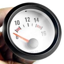 KFZ Voltmeter LED Anzeige Instrumente Batteriespannung Zusatz Instrument Gauge