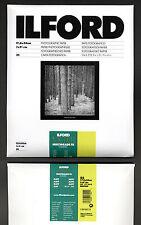 Carta fotografica bianco e nero Ilford 18x24 Multigrade FB baritata matt 25fogli