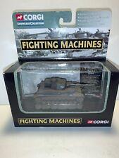 Corgi Fighting Machines Showcase Collection Stalingrad Pzkw Tank 16th Panzer NIP