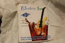 New listing Electric Ice Fill Freeze Serve- Guitars- New Urban Trend- Ice Cube Tray