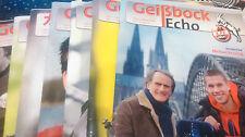 Geissbock Echo 1.FC Köln - Saison 2011/2012 - Nr. 9 - Poster Odise Roshi