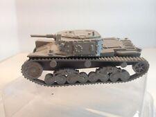 Early War 20mm (1/72) Italian Carro Armato M13/40 Command Tank with 47mm