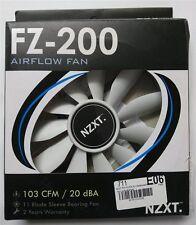 NZXT FZ-200 Airflow Lüfter schwarz/weiß 200mm geprüfte Retoure