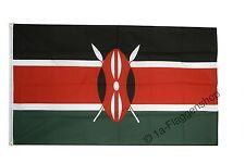 Kenia hissflagge keniata banderas banderas 90x150cm