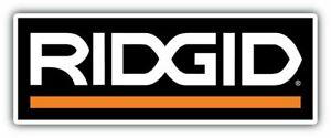 2 Pack Genuine Ridgid 590936005 Brake Skirt Fits R2600 R2601 R8606 ROS