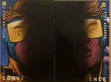 Complete Convergence Booster Gold 1 2 Kidd variant set VF/NM first printings