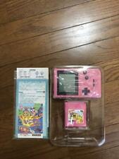 Nintendo Game Boy Pocket System Game de Hakken !! Tamagotchi New Japam
