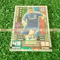 14/15 LIMITED EDITION HUNDRED CLUB MAN OF THE MATCH ATTAX CARD 2014 2015 LTD 100