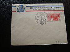 FRANCE - enveloppe 11/9/1947 (cy54) french