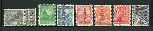 MEXICO EARLY Revenue Fiscal Assortment Lot #99 - SEE SCAN - $$$