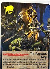 Spellfire Runes & Ruins The Forgotten King 57/100
