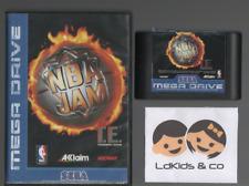 Jeu SEGA MEGA DRIVE NBA JAM TE TOURNAMENT EDITION BOITE + CARTOUCHE