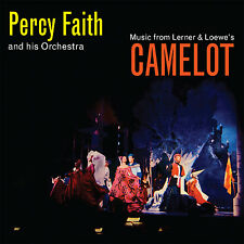 Percy Faith & His Orchestra – Camelot CD