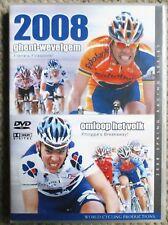 2008 Omloop Het Volk/Ghent Wevelgem World Cycling Productions 2 Dvd Very Clean