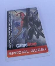 Spider-man 3 The Game New York City Launch Party Special Guest Pass 2007