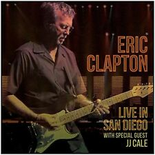 Eric Clapton - Live in San Diego - New 2 x CD Album - Pre Order - 30th September