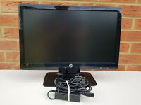 "HP 20"" inch HP 2011x Widescreen monitor. DVI-D, VGA D-SUB"