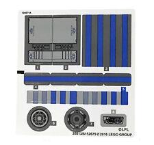LEGO Star Wars 75149 Resistance X-Wing Fighter STICKER SHEET