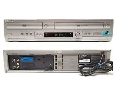 Sony SLV-D950 DVD Player Combi VCR VHS Recorder EXT CCTV Scart Record