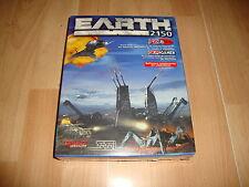 EARTH 2150 DE SSI PARA PC ESTRATEGIA EN 3D NUEVO PRECINTADO EN CAJA GRANDE