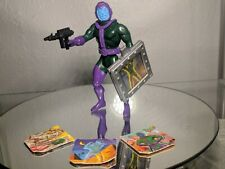 VTG MARVEL SUPER HEROES SECRET WARS KANG THE CONQUEROR FIGURE 1984 COMPLETE
