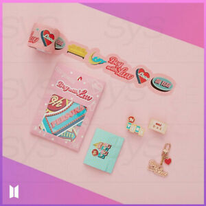 BTS POP-UP : SPACE OF BTS Stationary Boy With Luv Ver + Tracking Number