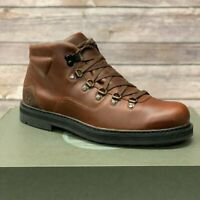 Timberland Men's Squall Canyon Brown Waterproof Leather Mid Hiker Boots A2C2K