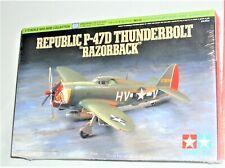 New Listing2004 Tamiya 1/72 P-47D Thunderbolt #422610 Factory Sealed