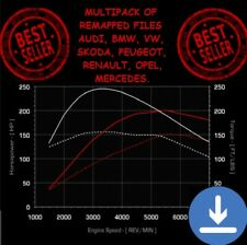 MULTIPACK Remapped Files Pack - AUDI,BMW,VW,SKODA,PEUGEOT,RENAULT,MERCEDES,OPEL