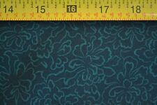 By 1/2 Yd, Dark-Green Quilting Cotton, RJR/Jinny Beyer Palette/5748-1, M8978