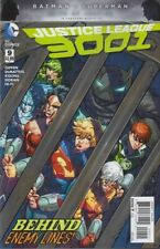 Justice League 3001 #9 DC Comics