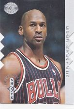 MICHAEL JORDAN SP S16 SHOTS DIE CUT NBA CARD