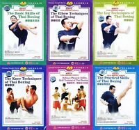 Thai Boxing ( Muay Thai ) Series - by Wubing  6DVDs