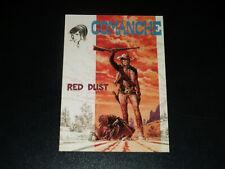 CARTE POSTALE - COMANCHE - RED DUST -  1984 - HERMANN