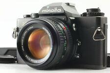 【N MINT w/ MD 50mm f/1.4,Strap】 Minolta XD-S 35mm SLR Film Camera Japan #1640