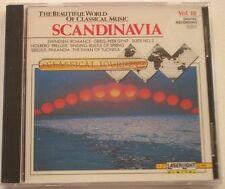 Neuf Classical Journey : Scandinavie (CD, Aug-1991, Laserlight)