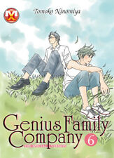 manga MAGIC PRESS GENIUS FAMILY COMPANY numero 6