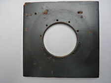 "Graflex ""C"" lens board, drilled 46mm  ORIGINAL,used"