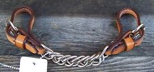 Curb (Show) - Flat Ss Link Chain (Show Harness)