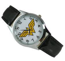 New Wonder Woman Child Boy Man Women Girl Wrist Watch