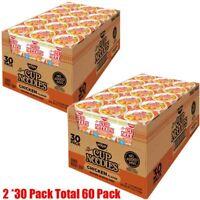 Nissin Cup Noodles, Chicken Flavor (2.25 oz., 30 ct.)- 2 Pack