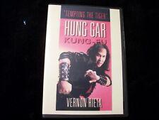 Hung Gar Tempting Tiger Dvd Vernon Rieta Wong