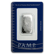 10 gram Palladium Bar - PAMP Suisse (In Assay) - SKU #96681