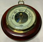 Rare Antique Hanging Barometer 5 1/8 Inches Diameter - SUPERFECT Made in Germany
