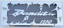 "cache / Grille de radiateur Suzuki GSF 1250 Bandit 07>15 ""hold up"" + grill. noir"