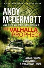 VALHALLA PROPHECY, THE - Andy McDermott (Softcover, 2014, Free Postage)