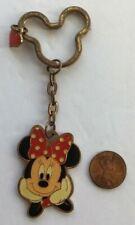 HONG KONG Disneyland Resort Minnie Mouse Keychain