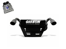 Gibson Black Dual Exhaust Evo ECU Flash ReFlash Stage 3 Polaris RZR XP Turbo